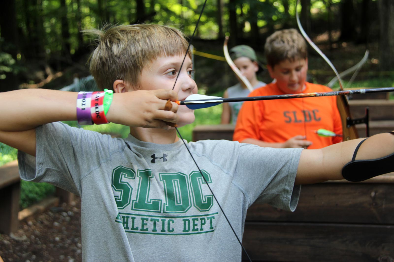 Summer Day Camp Archery Bergen County, NJ