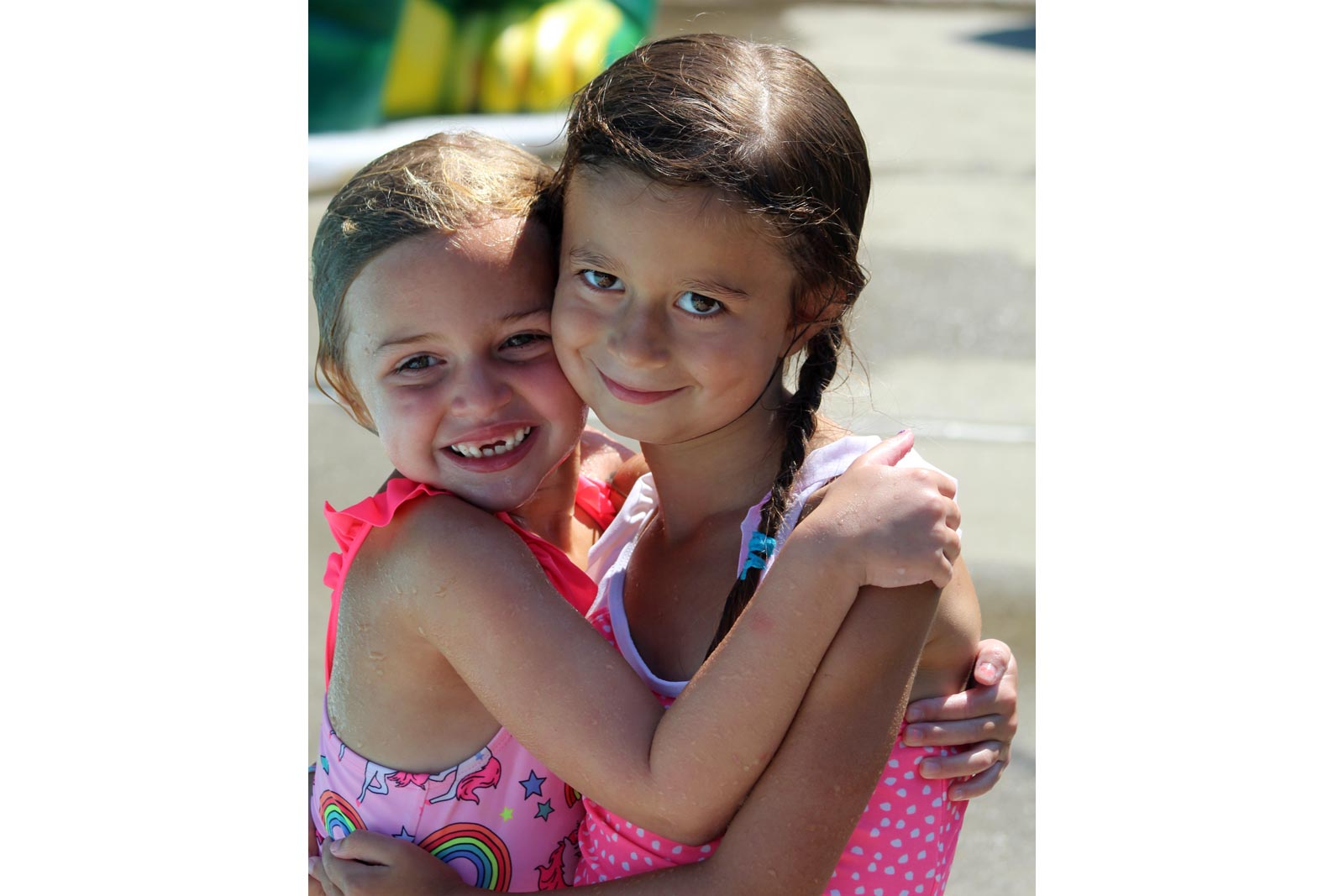 Summer Camp Friendship in Bergen County, NJ