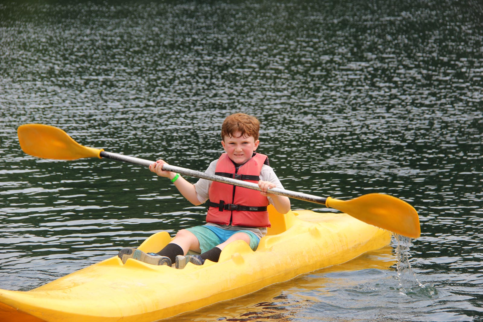 Summer Camp Kayaking in Bergen County, NJ